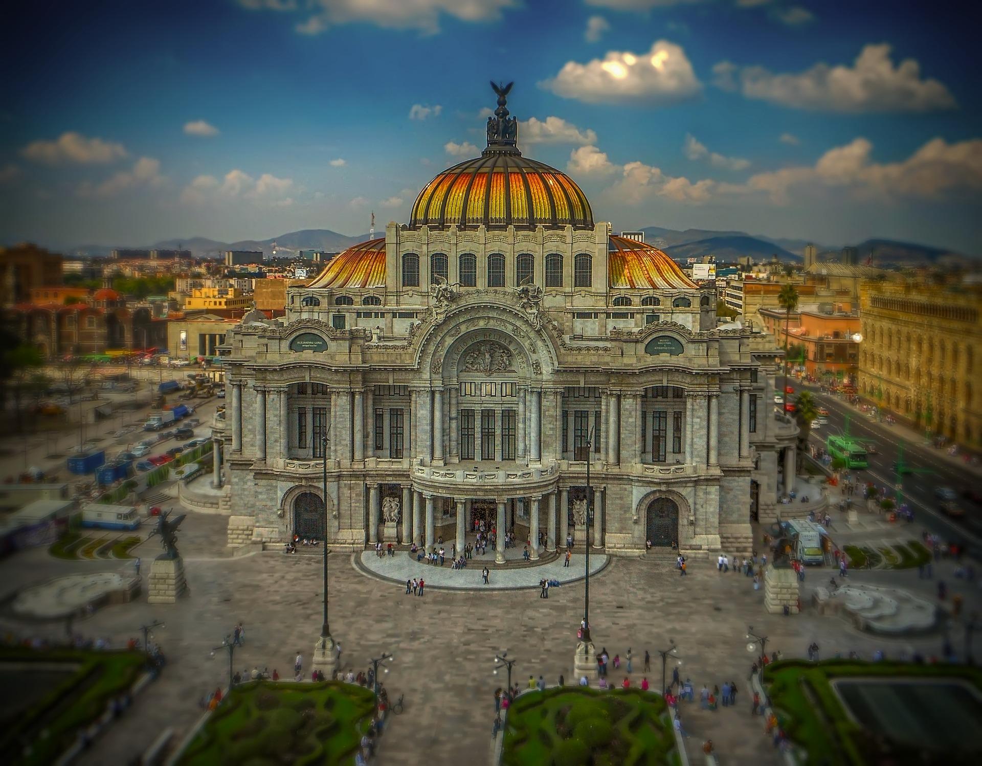 Ciudad de México (Foto: Pixabay)
