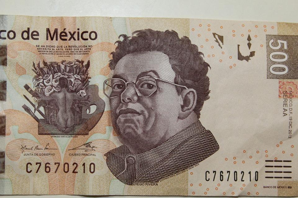 Billete de 10 pesos (Foto: Pixabay)