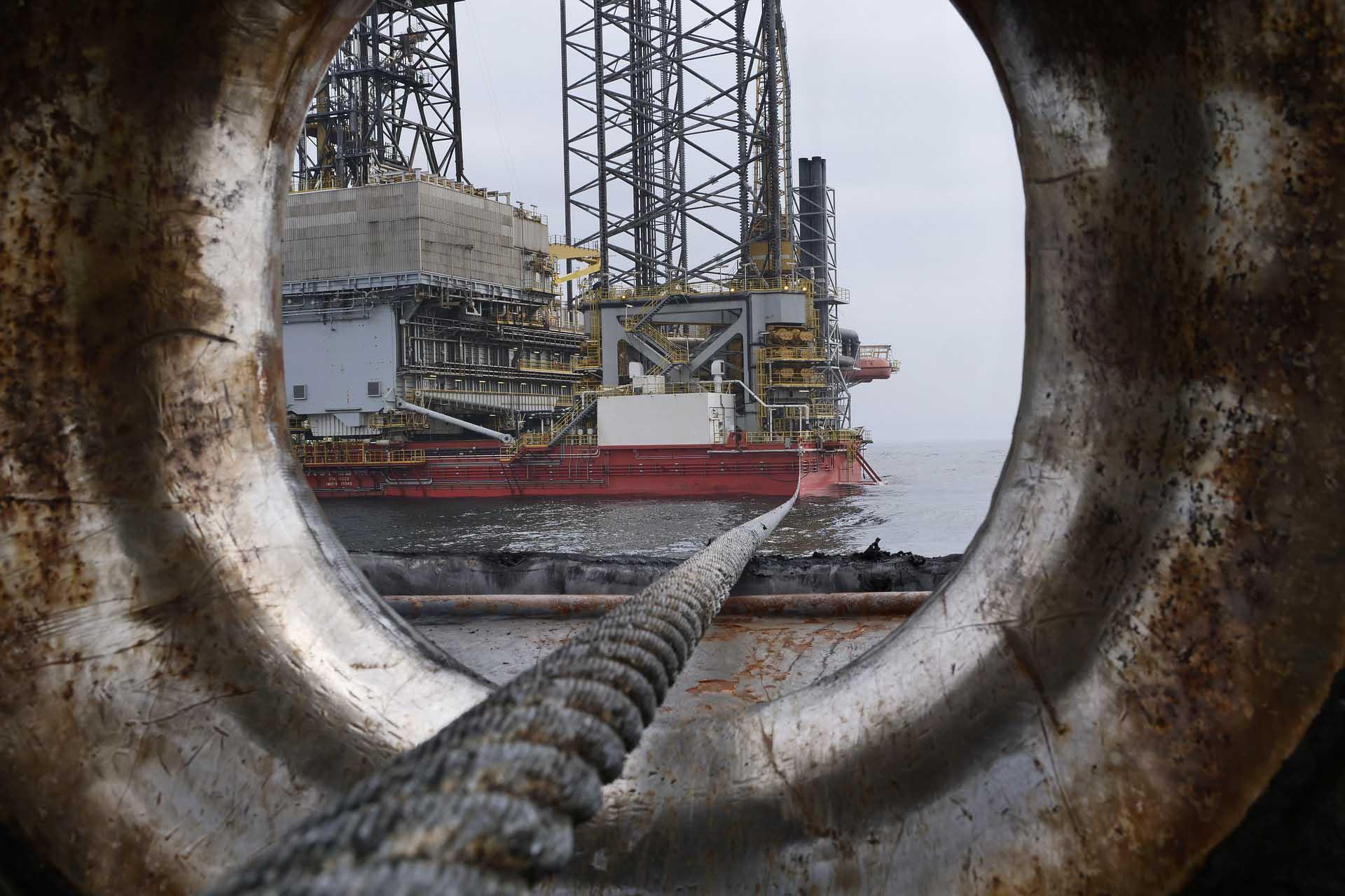 Reserva de petróleo (Foto: Pixabay)