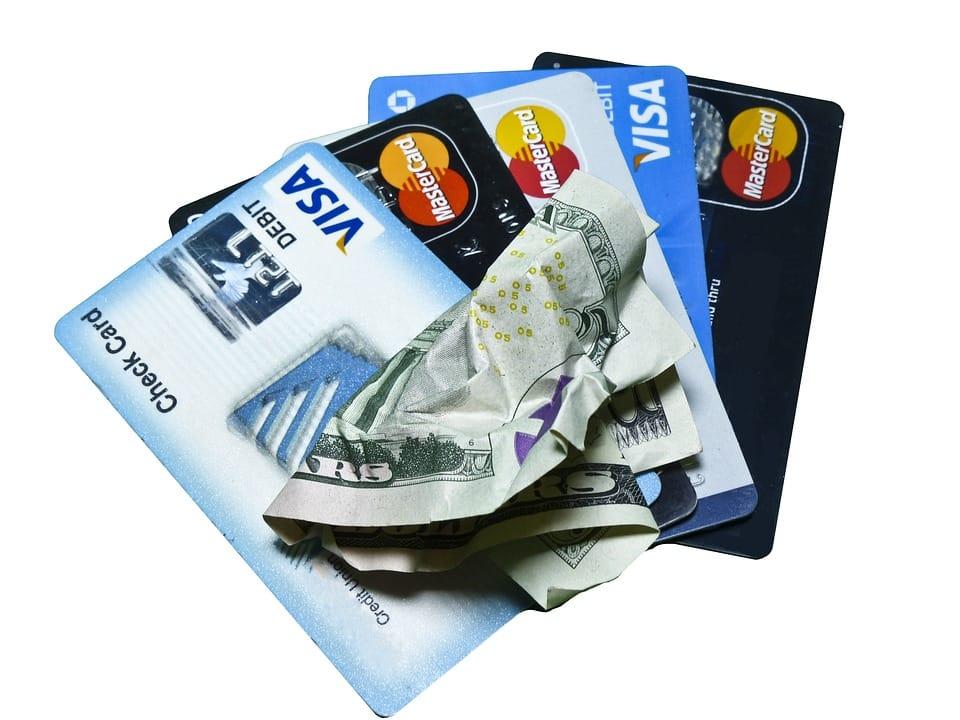 tarjeta de crédito (Foto: Pixabay)