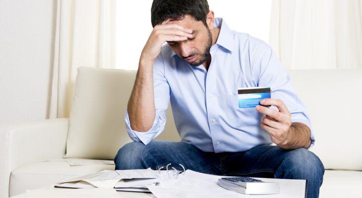 deudas por tarjetas de crédito